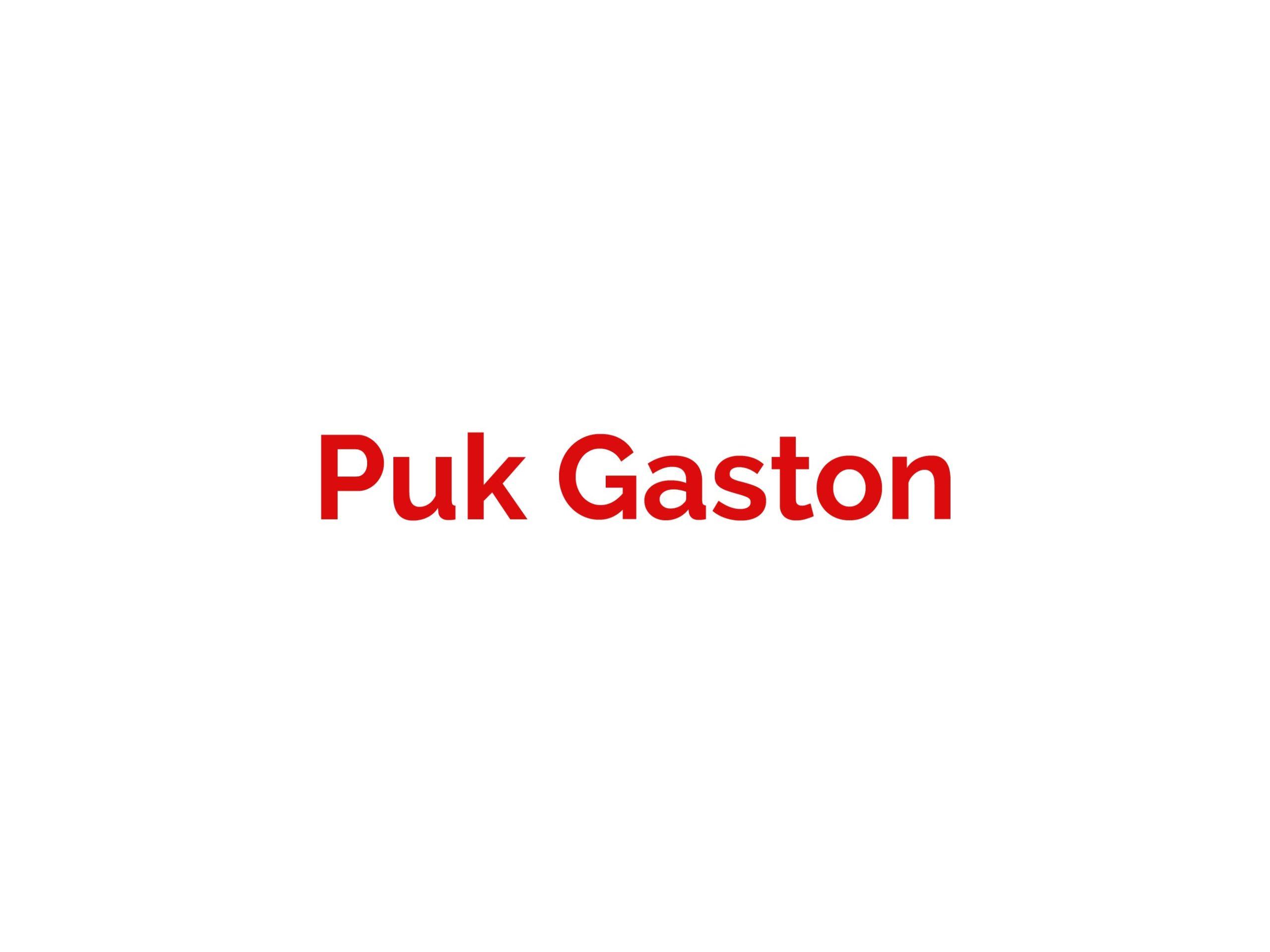 Puk Gaston